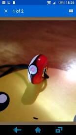 Rare authentic genuine glass pokemon troll beads