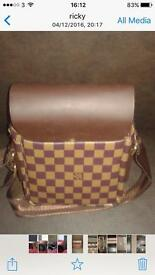 lv side bag and gucci and lv belts