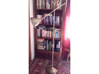 Tall brass lamp for sale