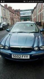 Jaguar X tipe V6