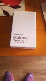 Samsung galaxy a6 7 inch tablet still in box