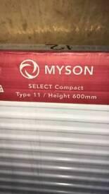 New myson radiator