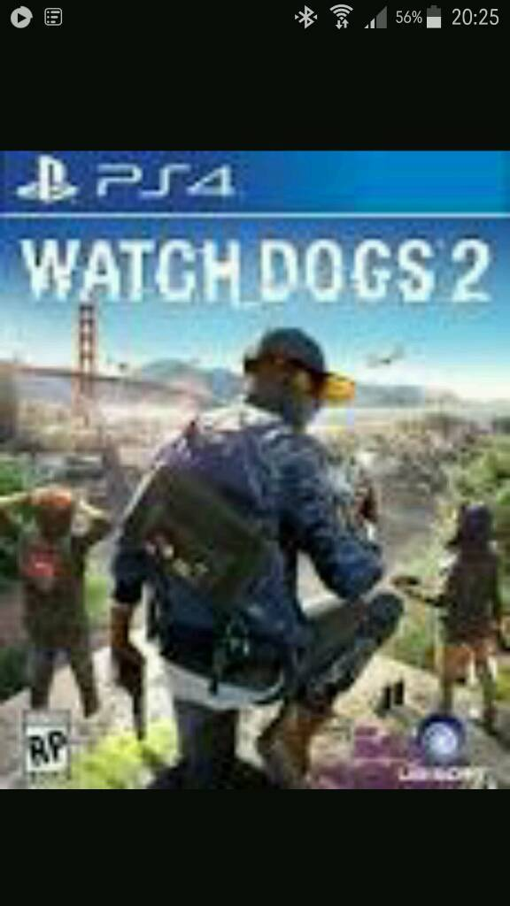 Watch dogs 2 ps4 playstation 4 game sale or swap