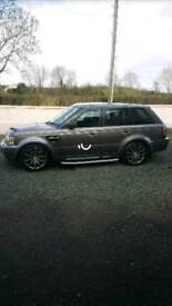 Range Rover Sport Supercharged 385bhp