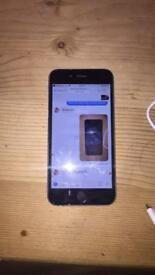 iPhone 6 Vodafone new screen 16gb space grey
