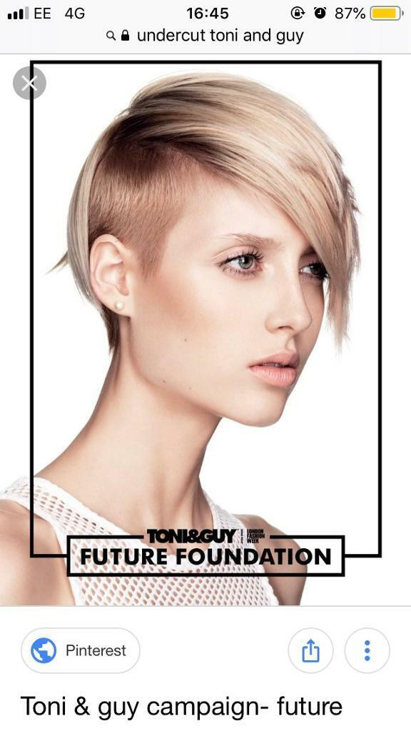 Free Toni Guy Haircuts In West End London Gumtree