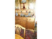 Vintage Ducal Pine Dresser