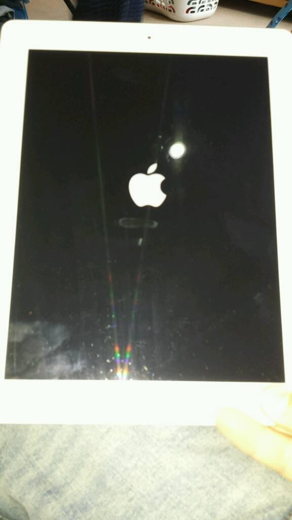 Apple ipad 16GB white