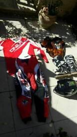 Motorcross clothing bike pitbike clothing