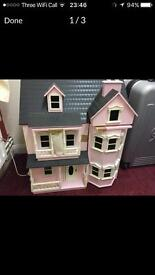 Dolls house for adults