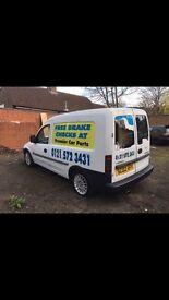 Vauxhall Combo Van 1.7 Diesel - BARGAIN - PRICE DROP NEED CASH