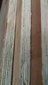 18mm ply boards