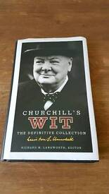 Winston Churchill's Book of Wit.