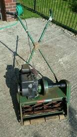 Ransomes lawnmower