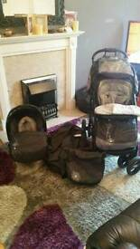 Mothercare Trenton Travel System
