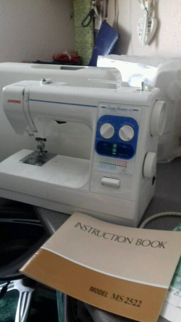 Janome Sewing Machine In Brentry Bristol Gumtree Magnificent Brother 35th Anniversary Sewing Machine