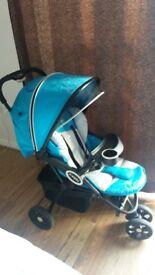 Froggy stroller - DINGO pushchair £45