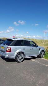 Range rover sport khan uplift immaculate