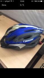 Men's bicycle helmet