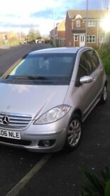 Mercedes-Benz A180 Elegance Diesel, Automatic. GEARBOX WITH WARRANTY! LADY OWNER