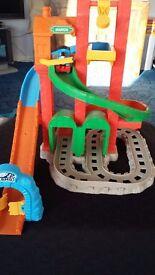 Thomas twisting tower