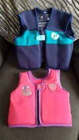 kids life vests