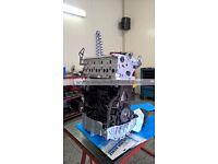 AUDI A4 A6 2.0 TDI DIESEL 140 bhp RECONDITIONED ENGINE (BLB BNA BRE BRF BVG BRD)