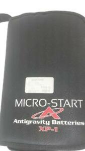 MICRO-STARTER XP-1 JUMP STARTER We Sell Used Goods (#43529) or1031383