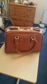 Hand bag brown