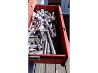 Socket set bitsand pieces £ 15
