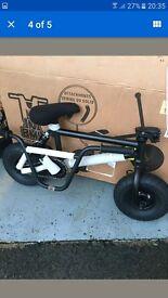 mini bmx 858 ( fli-hi ) kids bike 8yrs +