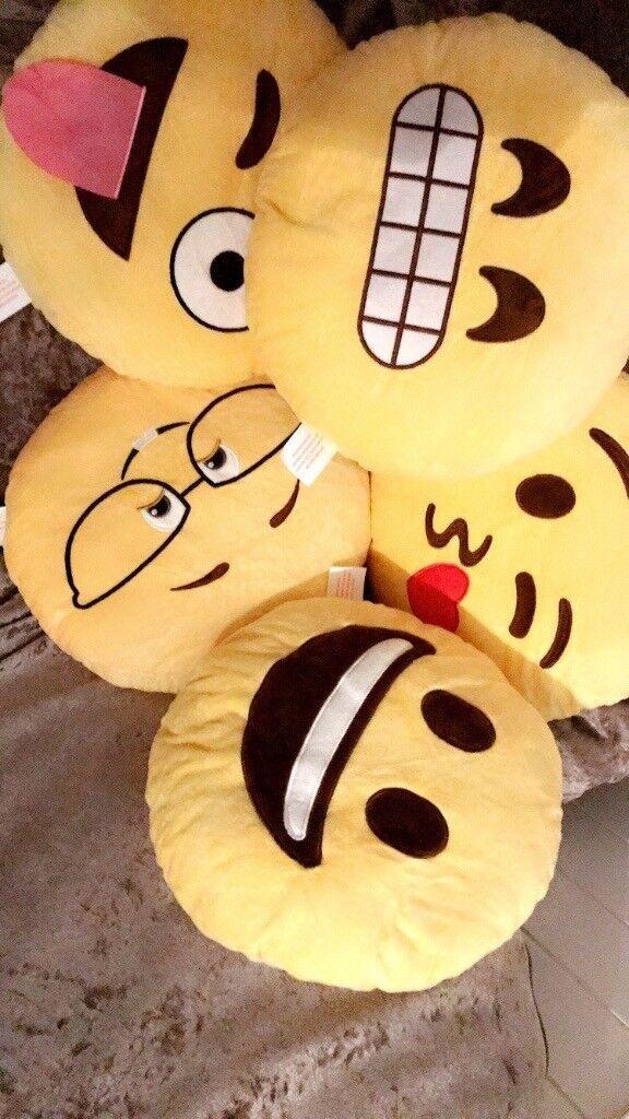 Cute Emoji Cushions In Handsworth Wood West Midlands Gumtree
