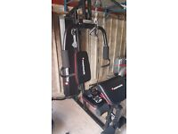 GYM EQUIPMENT FOR A BARGAIN PRICE