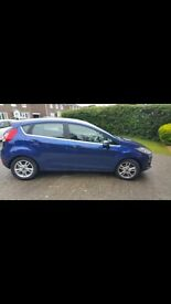 Ford Fiesta 1.25 Zetec 5 door
