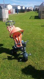 Kids Smart Trike Explorer 10mths to 36mths (As New) Coleraine/Portrush