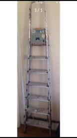 7 step heavy duty ladder