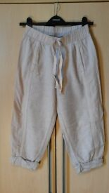 Topshop female summer trousers
