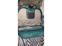 Samsonite epsilon hard travel case hand luggage E17