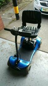 Shop rider Cameo BOOT mobility scooter