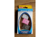 iPod shuffle 2 silicon skins cases, pack of 3