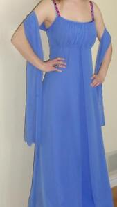 Blue Prom/Formal Long Dress