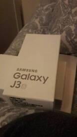 Samsung J3 6 GOLD brand new! 3G network