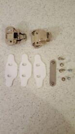 Integrated Washing Machine door fixing kit £20