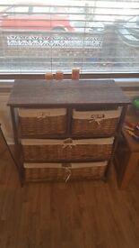Storage drawer unit