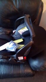 Brand new Graco from birth car seat