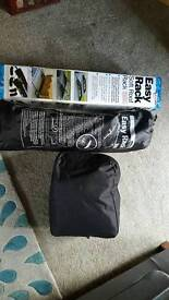 Easi roof rack with bag