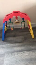 Baby's play gym