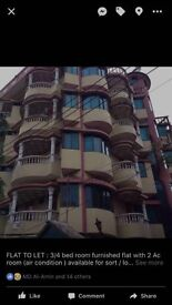 3 Bedroom to let Bangladesh £350