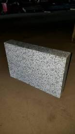 Heavy duty granite slabs (royal white)
