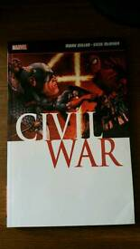 Civil War Marvel comic